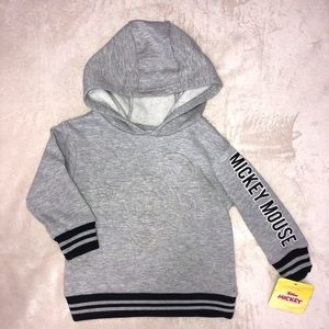 Mickey Mouse Unisex 18 Months Hoodie NWT